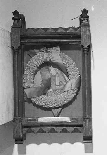 Fotoportret van mevrouw Cuypers-Bex, moeder van Dr. P.J.H. Cuypers