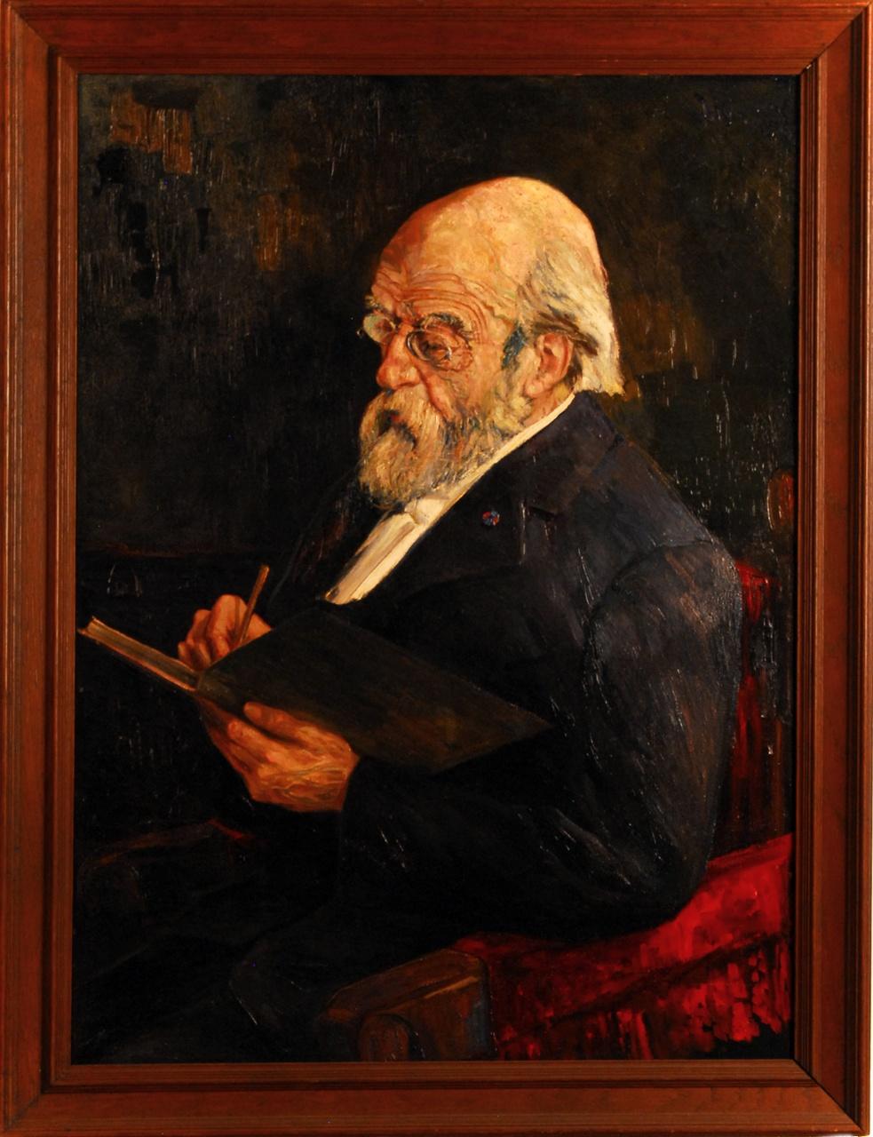 Portret Dr. P.J.H. Cuypers