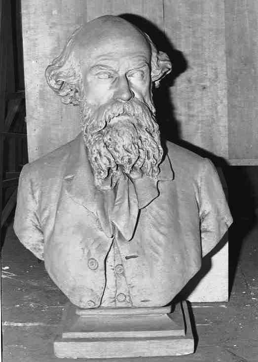 Borstbeeld van Dr. P.J.H. Cuypers