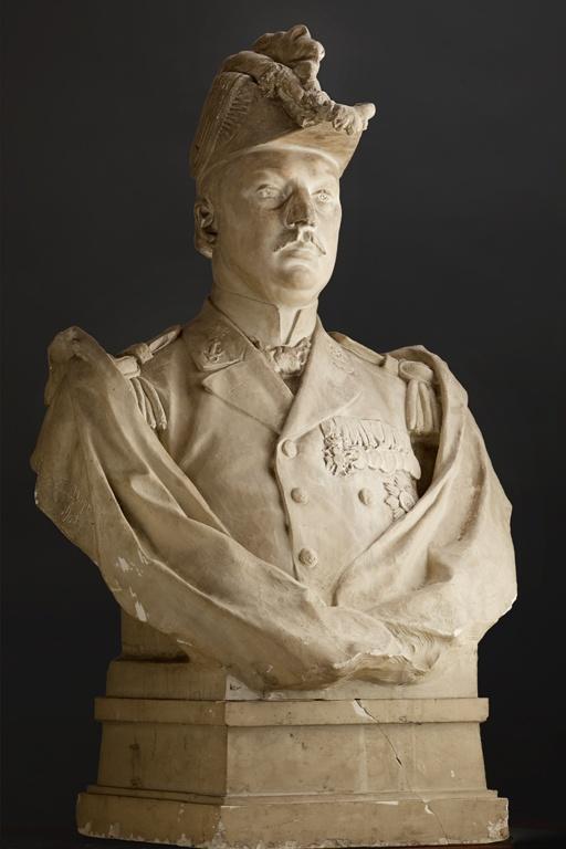 Borstbeeld van Prins Hendrik