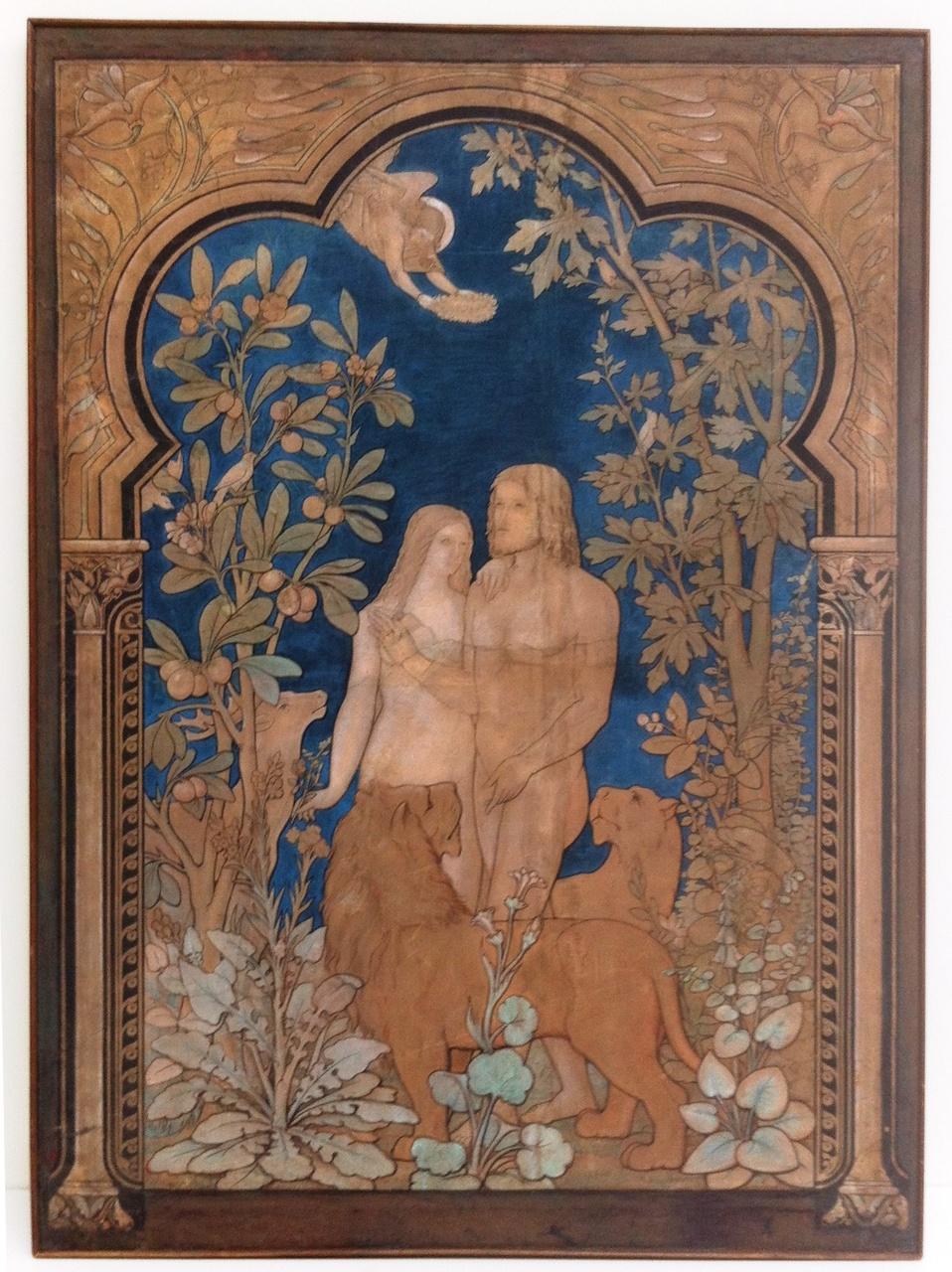 Studie Adam en Eva