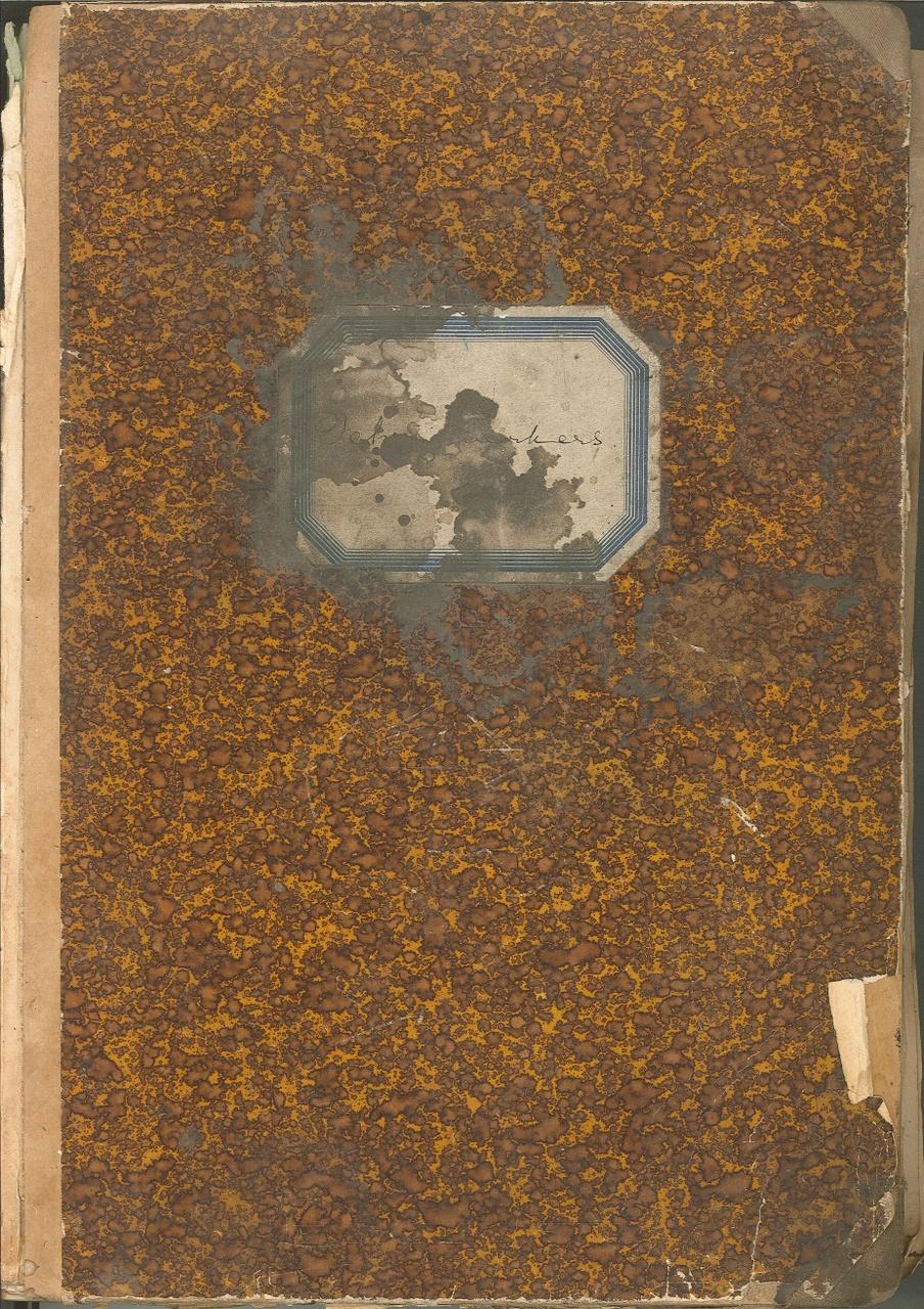 Urenboek Schrijnwerkers Cuypers' Kunstwerkplaatsen