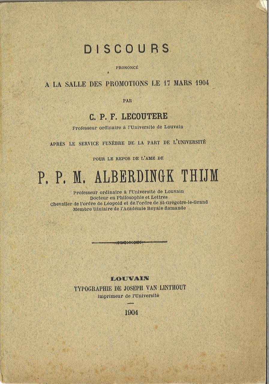 P.P.M. Alberdingk Thijm