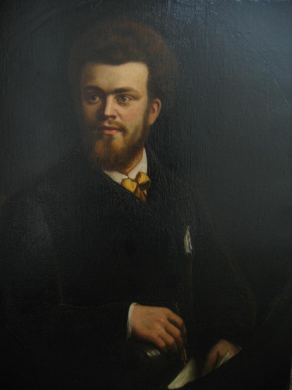 Portret Joseph Cuypers