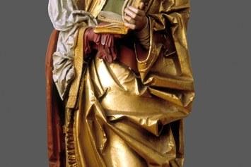 Beeld van de Heilige Bonifatius