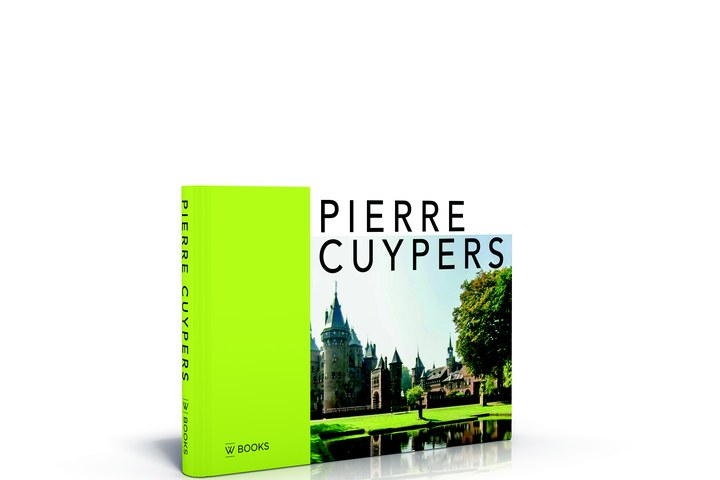 Boek over Pierre Cuypers