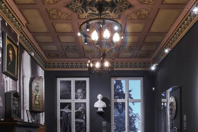 Reconstructie Cuypersplafond