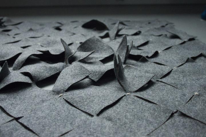 Akaratos: textiele werken van Marjan Eggels